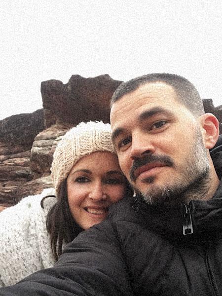 Alicia Pérez y Hugo Tárrega
