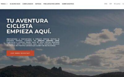 EN EL BURRO BIKING ESTRENAMOS NUEVA WEB